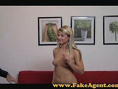 Kelly is your typical eighteen year old girl from next girl, ready to explore her sexual desires. She was quite shy, and needed someone to coax out her inner sex fiend. Her Dad had given her a lift to my office, and was waiting outside. It such a turn on to know that her Dad was waiting not more than 50 feet away, when I was having all sorts of fun with his little princess. It brought the element of risk into the casting which makes things more exciting. Daddy's little princess was amazing at giving head, I think she must have had a lot of practice with boys in high school. She told me that sh