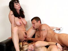FFM with Ash Hollywood and Rayveness