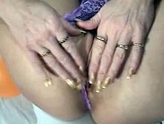 The Hottest Amateur Cougar-Mature-MILF #39 (On The Couch)