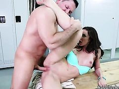 John Strong gets pleasure from fucking Oriental Tiffany Tyler