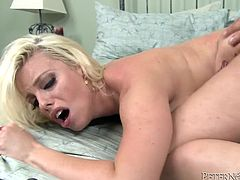 Check out this great hardcore scene where the busty blonde Domenic Kane gets fucked silly by a big cock.