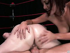 Johnny Sins pulls out his love stick to fuck Tessa Lane  Jessica Robbin