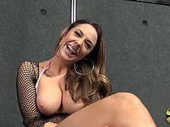See where the video takes us with the super hottie Chanel Preston, Dogfart Behind the Scenes, straight from the source about porn life!