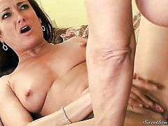 Michelle Lay gets unthinkable sexual pleasure with lesbian Teri Weigel
