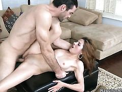 Evilyn Fierce does dirty things with hot fuck buddy Charles Dera