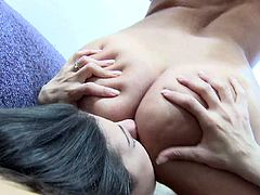 Smother Sluts presents two young babes in a staggering lesbian masturbation spectacle
