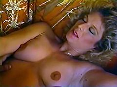 Horny and slutty whore with awesome body and light hair gets her dripping vagina poked in mish pose on the sofa. Have a look in steamy The Classic Porn sex clip.