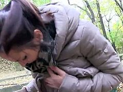 Public Pick Ups brings you a hell of a free porn video where you can see how a cute Czech brunette gets banged pov style while assuming some very interesting poses.