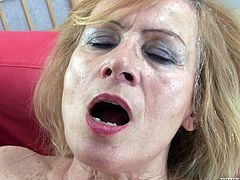 granny stuffed with black meat @ i was 18 50 years ago #10, scene #04