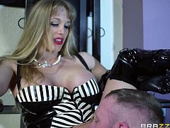 wife turns her husband into an obedient sex slave