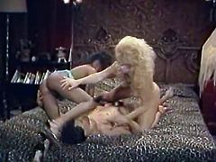 Kinky and slutty bitches one of them with black skin and the other one is white get drilled and licks the pussy. Have a look in steamy The Classic Porn sex clip.