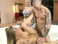 Make sure you have a look at this hardcore scene where the horny Holly Heart is fucked by a big cock as you hear her moan and take a look at her body.