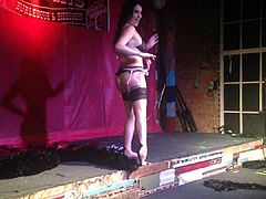Amateur Burlesque Dance 2