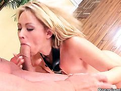 Sindee Jennings makes mans sexual fantasies a reality