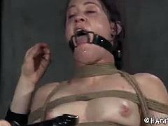 It first it may be confusing for Cheyenne Jewel. She knows she should be afraid of Claire Adams, but she makes her feel super miserable and makes her cum twice.