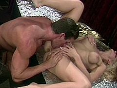 She feels amazing with such cock drilling her pussy so deep