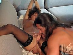 Hot porn video from the archives with Teri Weigel