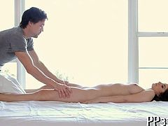 Delightsome massage and fucking