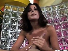 Penny Flame takes pop shot of her lifetime