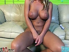 Zealous and naughty Nicole Aniston gets fucked missionary style