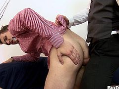 Make sure you have a look at this hot gay scene where this cock thirsty guy sucks on this other dude's hard cock before being fucked.
