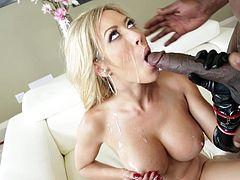 Lexington Steele impales blonde Capri Cavanni