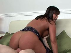Wild facial aftyer one strong fuck with Ava Devine