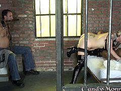 And today we are talking about a stunning milf Candy Monroe. She is going to feel so good with big cock in her steaming beaver.