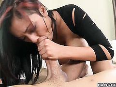 Priya Rai just loves to blow and cant say No to her hard dicked bang buddy