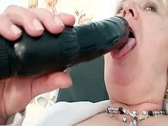 Big pointer sisters mature Lady inside uniform fingers hairy pussy