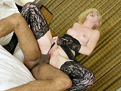 Girl from Evil Angel going wild in anal