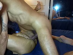 Mommy oil and fucked x