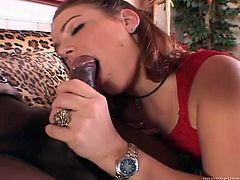 Horny booty brunette with nice boobs sucks the shlong and gets her dripping pussy fucked hard riding a cock in cowgirl pose. Have a look at thus babe in Fame Digital sex clip.