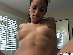 A gorgeous chick is a very passionate cock sucker and once you see her amateur video you will realize just how much she enjoys fucking.