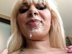 Mark Ashley loves always wet warm love hole of Oriental Phoenix Marie