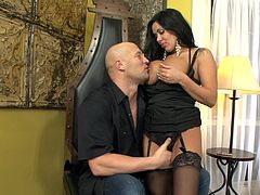 Christian XXX Goes Hardcore With Mouthwatering Sienna West