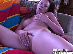 Check out this hardcore amateur video where a sexy milf by the name of Kaelyn is fucked silly by a guy as you hear her moan.