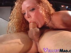 Spectacular Audrey Hollander Gets DP In A Threesome