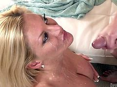 You gotta love when cum-addicted nymphos put their cock sucking skills to the test. Grab your throbbing dick and get ready for the hottest compilation ever.