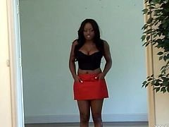 Dude, if you like curvaceous ebony bitches then this exclusive video is for you. Lots desirable black goddesses desire to show you off their juicy booties and elastic boobs!