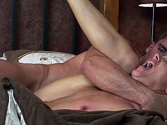 Lustful milf ravished by horny male