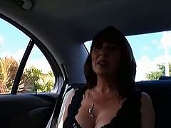 After a night of clubbing, this gorgeous mature woman wants to fuck. But first, she gives her kinky lover one hell of a blowjob.