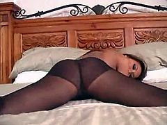Asian pantyhose fetish