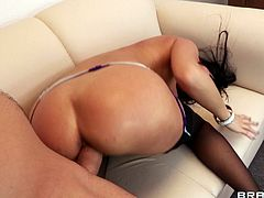 Sexy Brunette MILF Gets Fucked By Her Horny Doctor