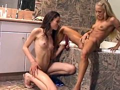 IBT She Makes her Girlfriend Squirt