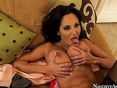 Ava Addams and Xander Corvus know that anal sex is always satisfying