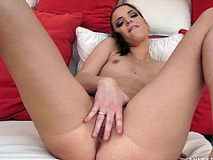 The sexy Lyen Parker gives you the perfect view of her beautiful butthole as she gets her pussy rammed doggystyle by a big hard cock.