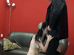 Fayes rough lick and big sex smut domination of smacked up slaveslut in brutal masochism and whippin