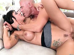 Mick Blue has unforgettable anal sex with after she gives deep blowjob