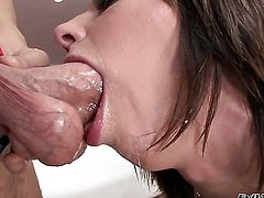 Jada Stevens is hungry for pussy fucking